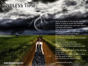 Endless Time Tagore