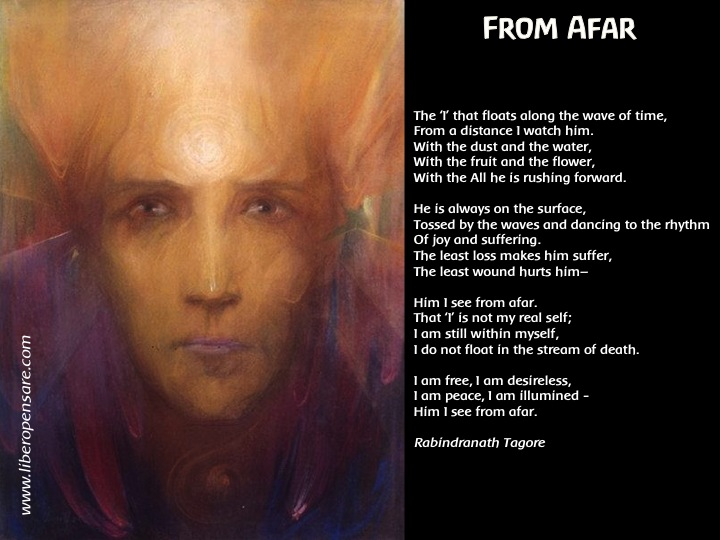 From Afar Rabindranath Tagore