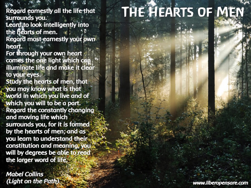 The Hearts of Men Mabel Collins