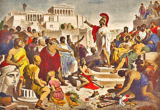 pericles athens