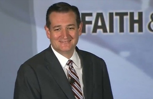 aaa Sen. Ted Cruz R TX speaks at the Faith Freedom Coalition Conference on June 18 2015. YouTube 800x430 579x376