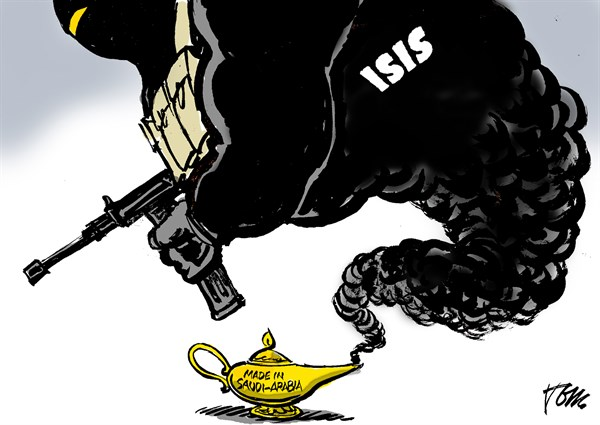 aaa ISIS presence in Saudi Arabia Feasible or not