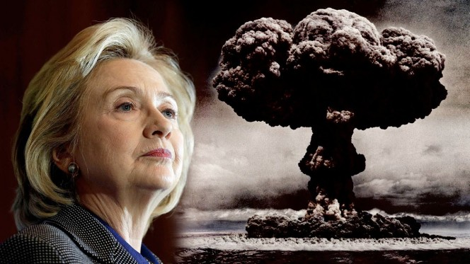 1 Hillary Clinton warmonger 3